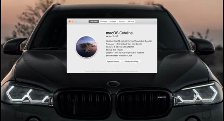 Macbook Pro Touch ID 2019