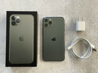 apple iPhones 11 pro max 256gb black