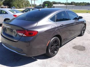 2015 Chrysler 200 Limited BAD BAD CREDIT OK! 2 Year Warranty!