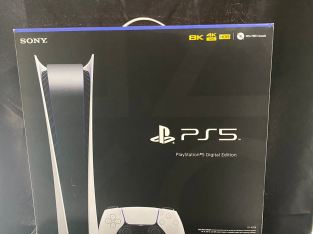 Selling Ps5