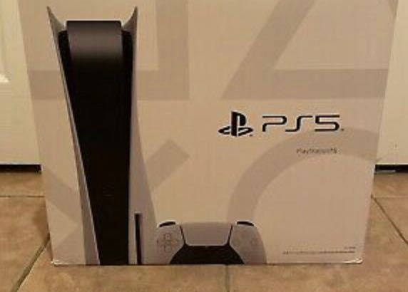 brand new ps5