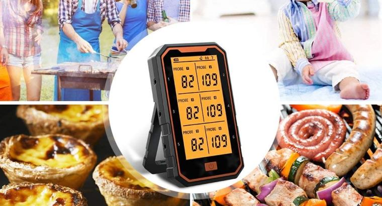 Bluetooth Meat Thermometer