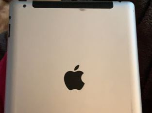 iPad 64GB WiFi and cellular