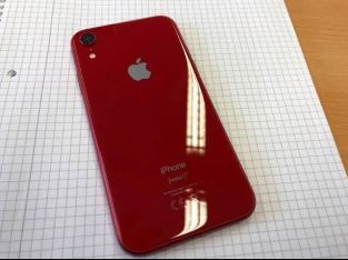 iphone XR new and a nice phone