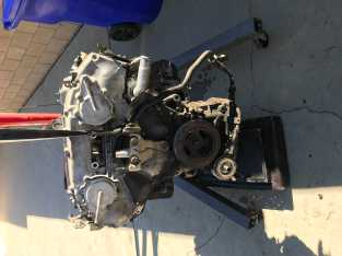 free motor an transmission 2006 Nissan Altima 3.5