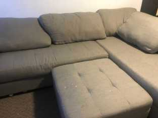 MOVING! couch for sale! negotiable