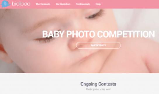 bidiboo cutest baby contest