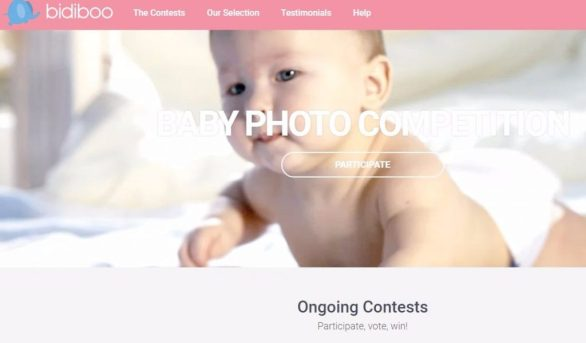 Free Cute Baby Competitions
