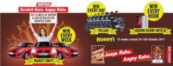 Kopiko Scratch Karo Aagey Raho Contest