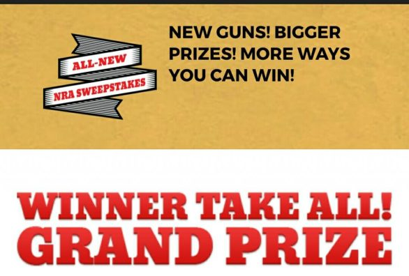 NRA Sweepstakes