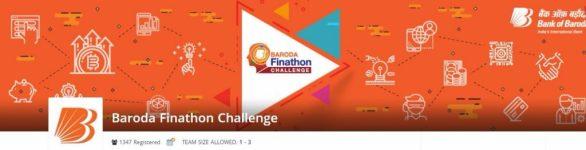 Baroda Finathon Challenge