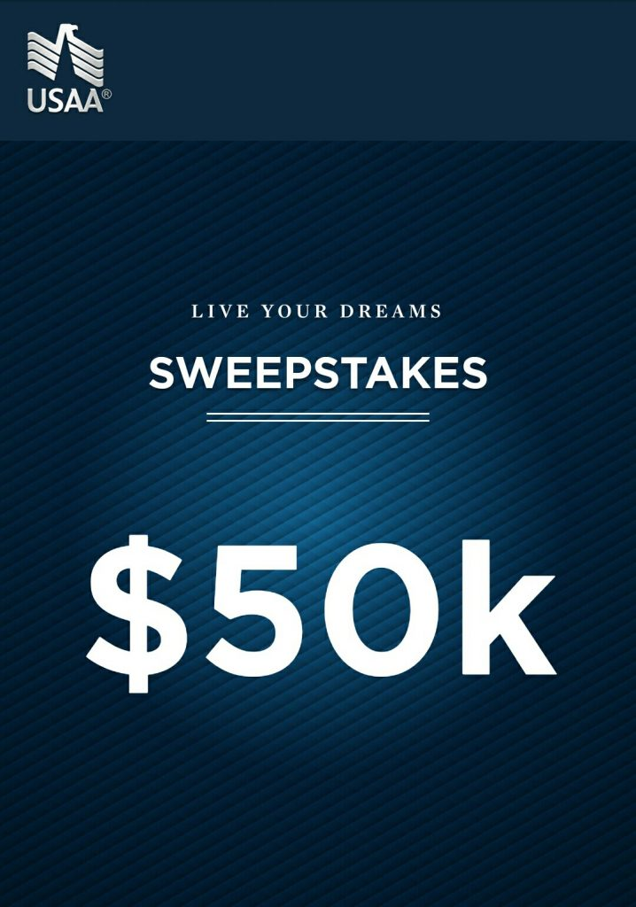 Win cash for life sweepstakes