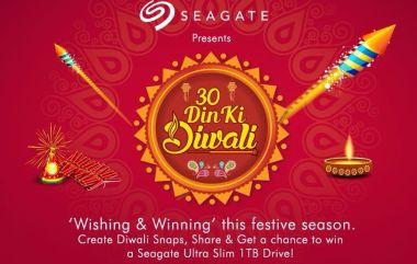 Seagate 30 Din Ki Diwali