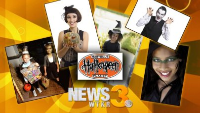 WTKR Halloween Costume Contest - Win $100 Cash and $50 Gift Card