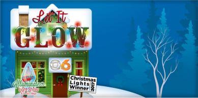 Glow Christmas Light Photo Contest