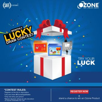 Lucky Draw Contest