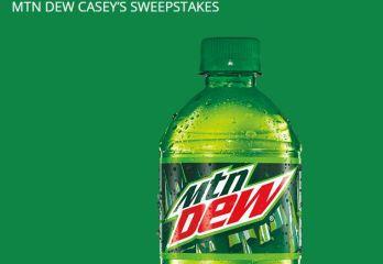 Mtn Dew Caseys Camo Sweepstakes
