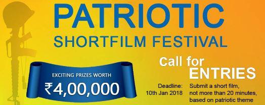 Patriotic Short Film Festival Contest