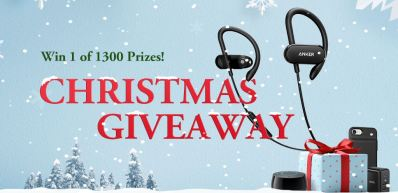 anker free giveaway anker christmas xmas giveaway 2017 win 1 of 1300 prizes 5121