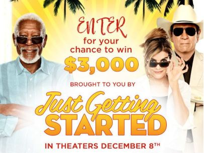 Just Getting Started Sweepstakes