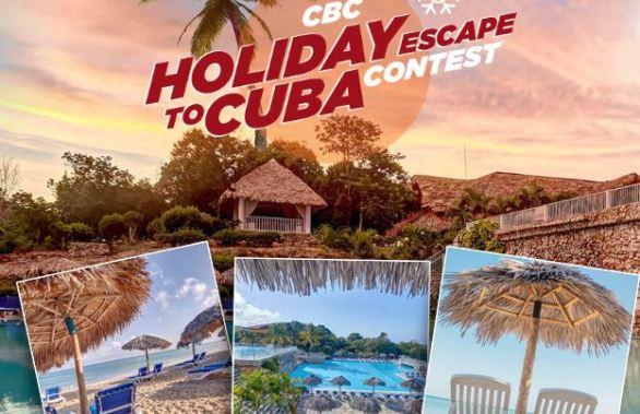 CBC Holiday Escape to Cuba Contest