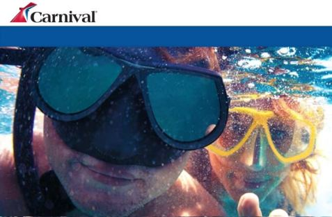 Carnival 2018 Wave Horizon Sweepstakes