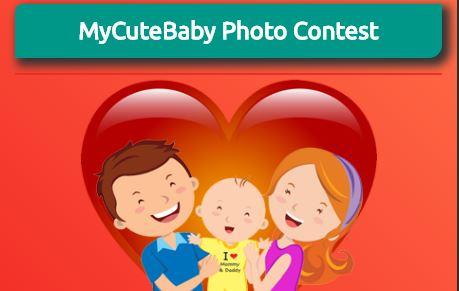 Mycutebaby Free Photo Contest