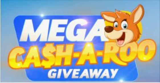 Today Show Mega Cash A Roo Giveaway