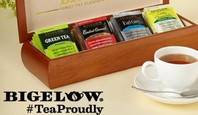 Bigelow Tea Matching Game Sweepstakes