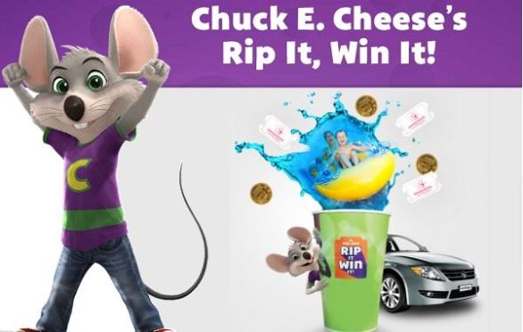 Chuck E. Cheese Rip It, Win It