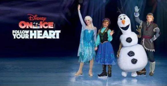 Good 4 Utah Disney On Ice Sweepstakes