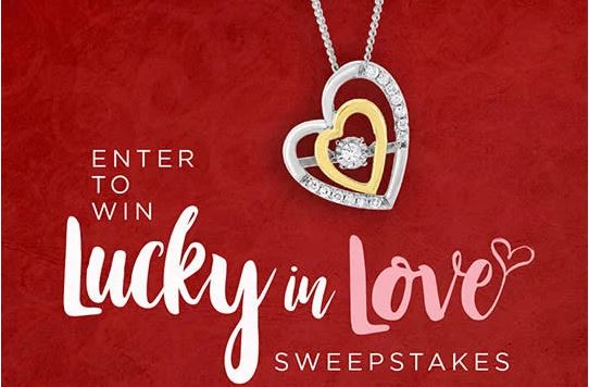 Lucky in Love Sweepstakes