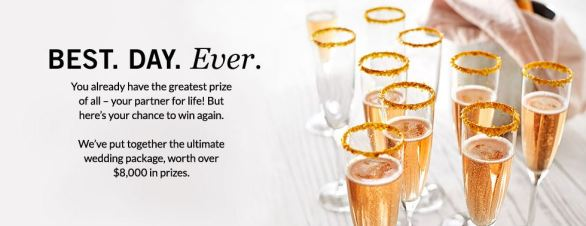 Pottery Barn The Best Day Ever Sweepstakes