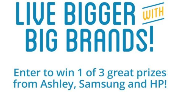 Rent-A-Center Big Brands Sweepstakes