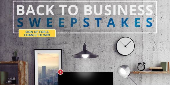Tigerdirect Back to Business Sweepstakes