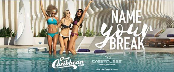 CheapCaribbean.com Breathless Riviera Cancun Sweepstakes