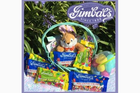 Deluxe Easter Basket Sweepstakes