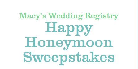Wedding sweepstakes and contests 2018
