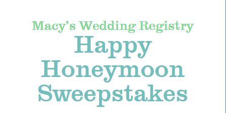 Wedding sweepstakes and contests 2018