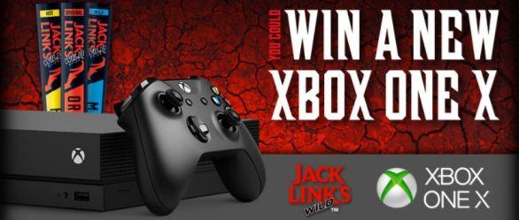 Jack Links Wild Xbox Sweepstakes