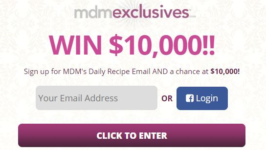 MyDailyMoment 1H/18 Sweepstakes