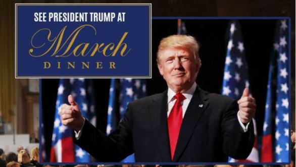 NRCC March Dinner Contest