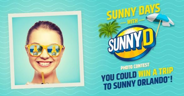Sunny Days with SunnyD Photo Contest