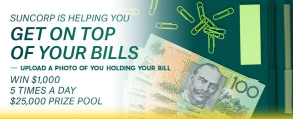 Today Show Pay Your Bills Competition