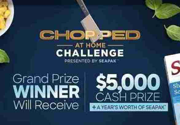 FoodNetwork-Chopped-Challenge