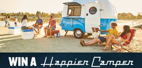 Happier Camper Customization Sweepstakes