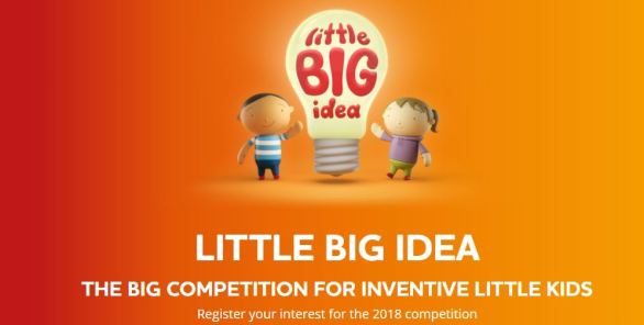 Origin Energy Little Big Idea Competition