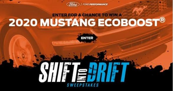 Shiftintodrift-Sweepstakes