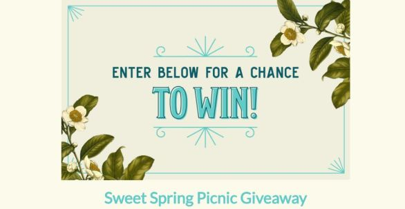 Southern Breeze Sweet Spring Picnic Giveaway