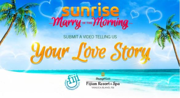 Sunrise Wedding Competition